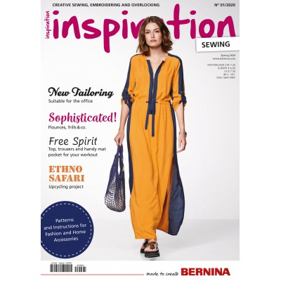 Revista INSPIRATION BERNINA Primavera 2020