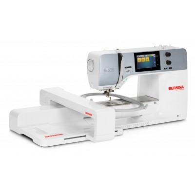 Bernina 535 c/modulo de bordar